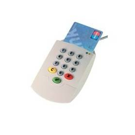 SMART CARD READER - USB - PINPAD - 775-0332-0X