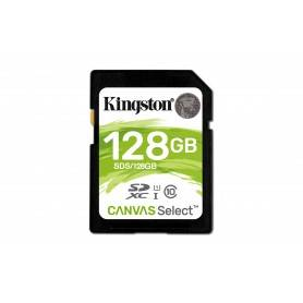SD Card HC 128GB Canvas Select 80R CL10 UHS-I
