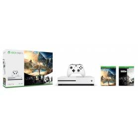 Xbox One S 1TB + Assassins Creed + Rainbow 6 Siege
