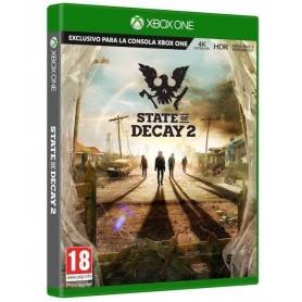 Microsoft Xbox One State of Decay 2 - Standard Edition - 5DR-00018