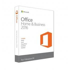 Office Home e Business 2016 Win Inglês EuroZone Me
