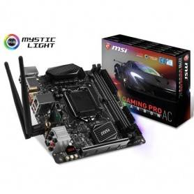 Z270I GAMING PRO CARBON AC - Intel Z270, LGA1151,