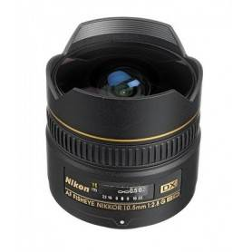 Objectiva DX AF Fisheye Nikkor 10,5mm. F2,8G IF-ED