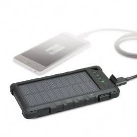 Port_Designs Solar Power Bank Battery 8000 MAH - 900114