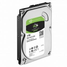 Seagate Barracuda ST1000DM010 - Disco rígido - 1 TB - interna - 3.5' - SATA 6Gb/s - 7200 rpm - buffer. 64 MB