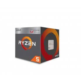 RYZEN 5 2400G 3.9GHZ 4 core  6mb cache vega AM4
