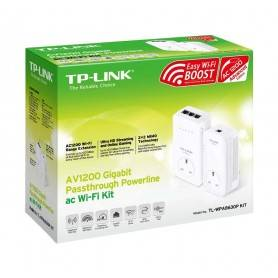 AV1200 Gigabit Passthrough Powerline ac Wi-Fi KIT,