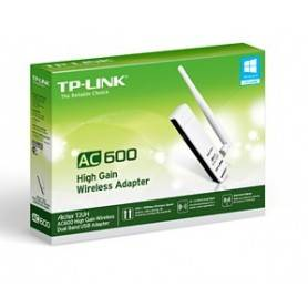 AC600 Dual Band High Gain Wireless USB Adapter, Me