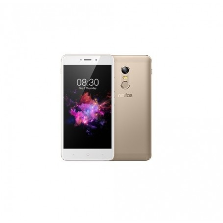 X1 Sunrise Gold - 4G LTE, 5'' Android 7.0, Display