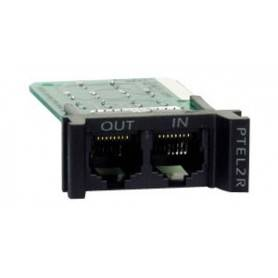 Replaceable, Rackmount, 1u, Rs232 Surge Protection