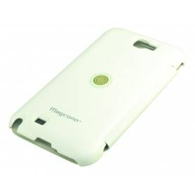 Accessories Mobile Phone - Smartphone Cover (White) (Samsung Galaxy Note II)