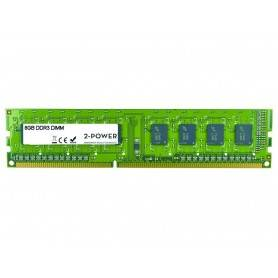 Memory DIMM  - 8GB MultiSpeed 1066/1333/1600 MHz D