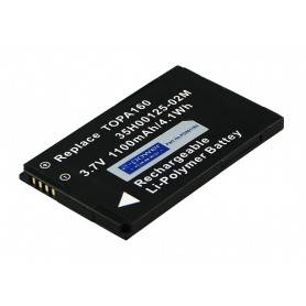 Battery PDA Lithium polymer - PDA Battery 3.7V 110