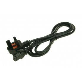 Power Power lead UK - IEC (Kettle) Power Lead with UK Plug (Commonly used power cable)