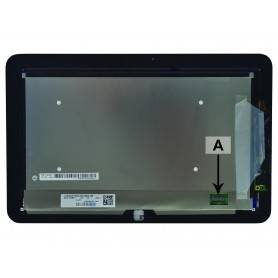 Screen Tablet Assembly - 10.1 LCD Screen, Touch Pa
