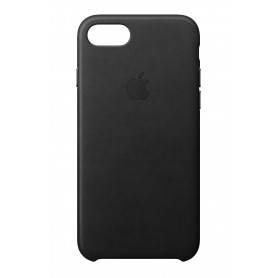 Apple iPhone 8 / 7 Leather Case - Black - MQH92ZM/A