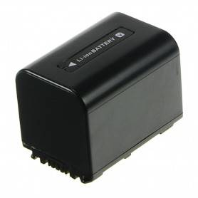 Battery Camcorder Lithium ion - Camcorder Battery 7.2V 1620mAh (Sony NP-FV70)