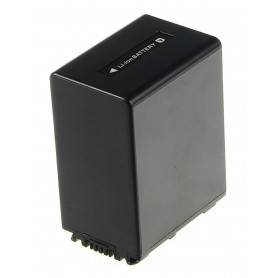 Battery Camcorder Lithium ion - Camcorder Battery 6.8V 3300mAh (Sony NP-FV100)