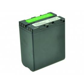 Battery Camcorder Lithium ion - Camcorder Battery 14.4V 5200mAh (Sony BP-U30 Professional Camcorder)