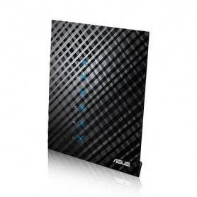 Asus RT-AC52U Wireless-AC750 Dual-Band Router, Fiber/DSL/Cable connection, USB for 3G/4G dongle support - 90IG03N0-BM3110