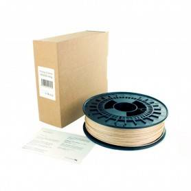 Wood Filament PLA 1,75 mm 600g - Compativel: Wit1/