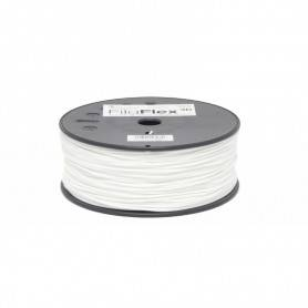 Filaflex 1,75 mm 500gr White - Compativel: Wit1/Wi