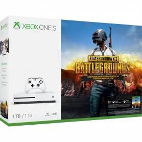 Microsoft Xbox One S 1TB + Playerunknown's BattleGrounds - 234-00309