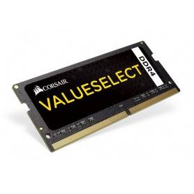 Corsair DDR4, 2133MHZ 8GB 1x260 SODIMM 1.20V, Unbuffered, 15-15-15-36 - CMSO8GX4M1A2133C15
