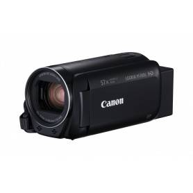 Canon LEGRIA HF R806 Preto - Full HD 1080. Advanced Zoom. Slow/Fast Motion. Framing Assist Seek. Baby Mode - 1960C012AA