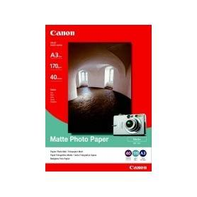 Canon Matte Photo Paper MP-101 A3, 40 folhas - 7981A008