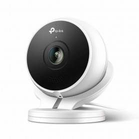 TP-Link Weatherproof, FHD WiFi Smart Home, Night Vision, 2-way audio, Dual Band WiFi, Remote Live View - KC200