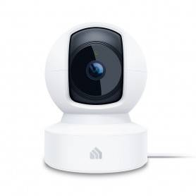 TP-Link Full HD WiFi Pan-Tilt Smart Home Camera, Night Vision, 2-way audio, 2.4GHz WiFi - KC110