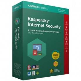 KASPERSKY INTERNET SECURITY 2019 3USER 1Y BOX