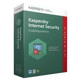 KASPERSKY INTERNET SECURITY 2017 2USER 1Y BOX