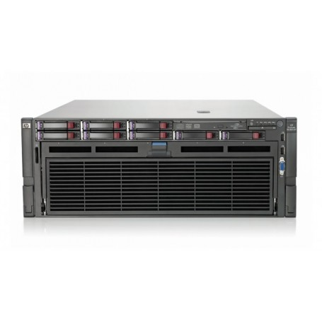 HP PROLIANT DL580 G7, 4x INTEL XEON E5450,16GB,DVD,1200W,4U