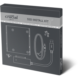Disco Crucial Solid State Drive Install Kit