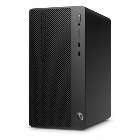 Soft Pack HP 290 G2 MicroTower + Office Home & Business 2019 PT - Intel I5 8500, 4GB, HDD 500GB, W10P - 3ZD02EAAB9-SOFT1