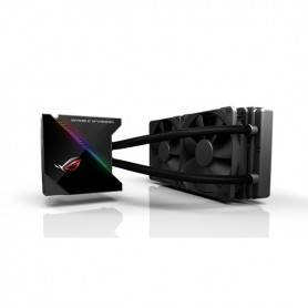 Asus ROG Ryujin 240 all-in-one liquid CPU cooler with color OLED, Noctua iPPC 2000 PWM 120mm radiator fan - 90RC0030-M0UAY0