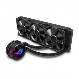 Asus ROG STRIX LC 360 AIO cooler features ROG iconic design with addressable RGB lighting, Aura sync - 90RC0070-M0UAY0