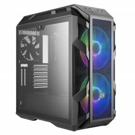 MasterCase H500M, 4x Tempered Glass Panels, 2x 200