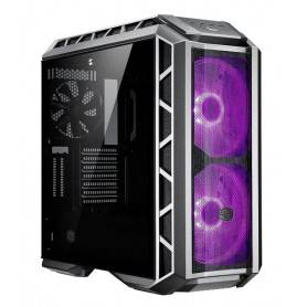 MasterCase H500P, 2x 200mm RGB fan on front includ