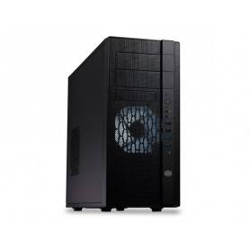 N400, Mesh front panel, Includes two XtraFlo 120 f