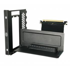 Cooler Master Vertical Graphic Card Holder With Riser Card included, p/ MasterCase 5/6 series and MasterBox 5 Series