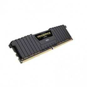 Corsair DDR4, 2400MHz 8GB 1 x 288 DIMM, Vengeance LPX Black Heat spreader - CMK8GX4M1A2400C14