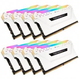 DDR4, 3000MHz 64GB 8x 288 DIMM, Unbuffered, 15-17-