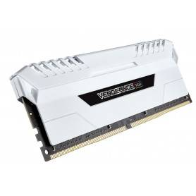Corsair DDR4 3000MHZ 32GB Vengeance White HEAT SPREADER - CMR32GX4M4C3000C16W