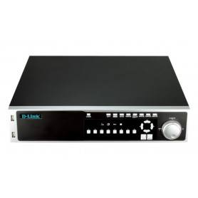 6-Bay Professional NVR (Network Video Recorder)