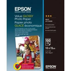 Value Glossy Photo Paper 10x15cm 100 sheet