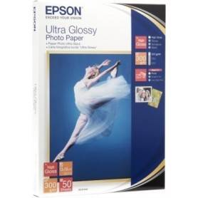 Ultra Glossy Photo paper 10x15cm - 50 folhas