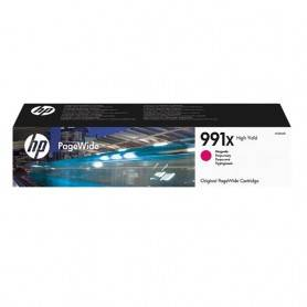 HP 991X High Yield Magenta Original PageWide Cartr